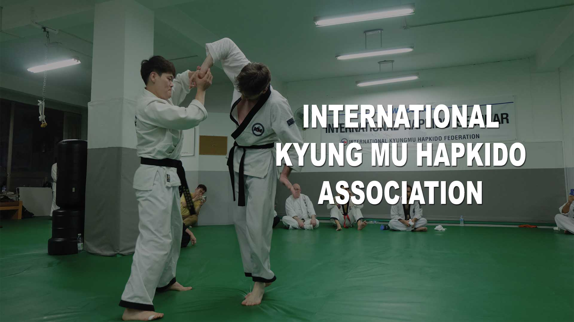 kyung mu kwan hapkido association