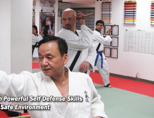 Hapkido Seminar in Toronto, Canada