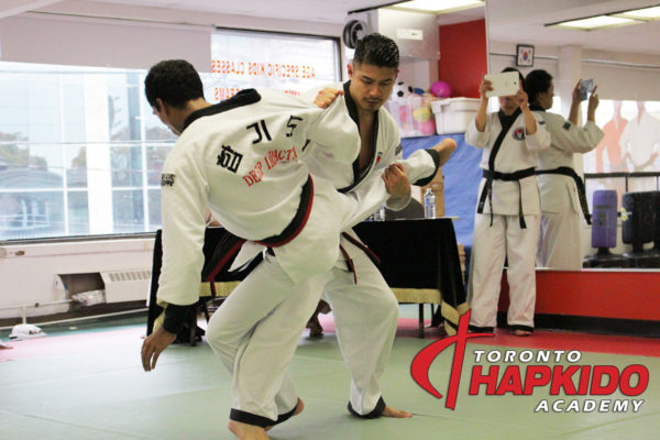 toronto martial arts school