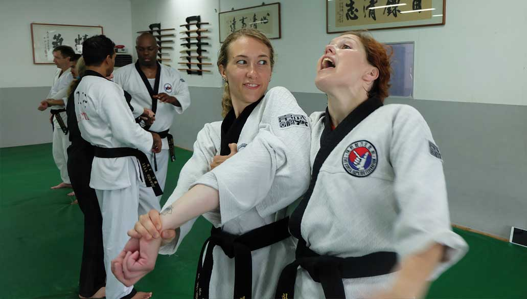 hapkido women
